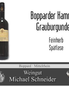 Bopparder Hamm Grauburgunder, feinherb