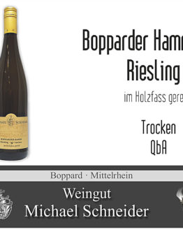 Riesling S - Bopparder Hamm, trocken