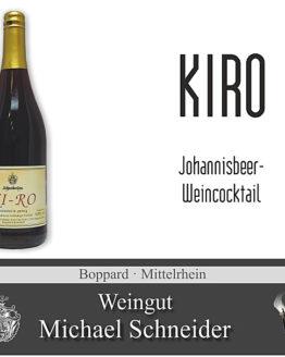Kiro - Johannisbeer-Weincocktail