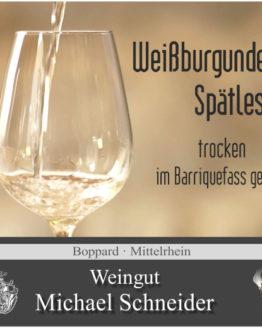 Weißburgunder Spätlese