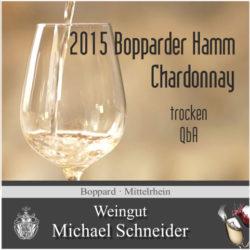 2015 Bopparder Hamm Chardonnay