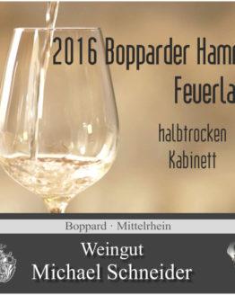 2016 Bopparder Hamm Feuerlay