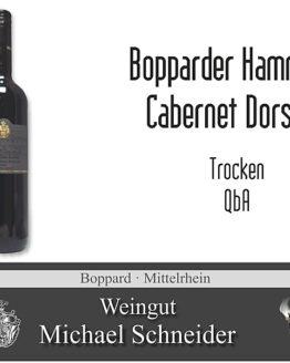 Bopparder Hamm Cabernet Dorsa, trocken