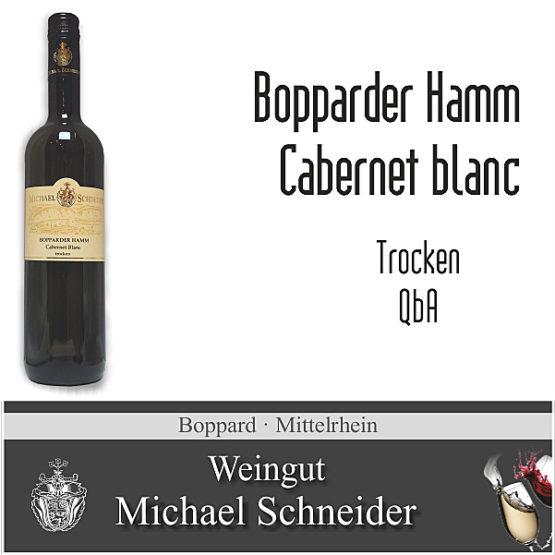 Bopparder Hamm Cabernet blanc