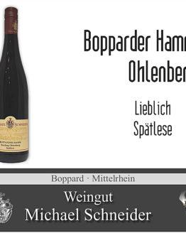 Bopparder Hamm Ohlenberg, lieblich