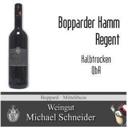 Bopparder Hamm Regent, halbtrocken