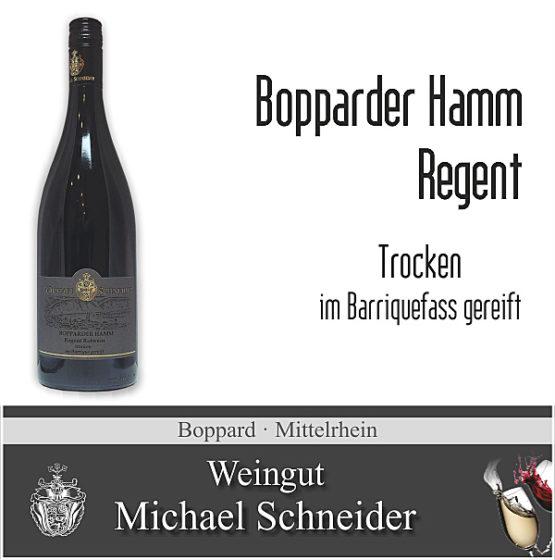 Bopparder Hamm Regent, trocken