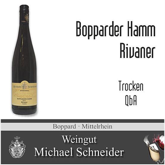 Bopparder Hamm Rivaner, trocken