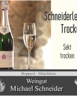 Sekt Schneiderlein Trocken